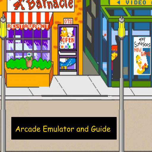 Baixar The Simpson 4 players arcade guide para Android
