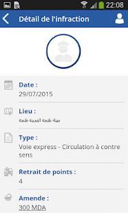 Infractions routiu00e8res 1.5 Screenshots 6