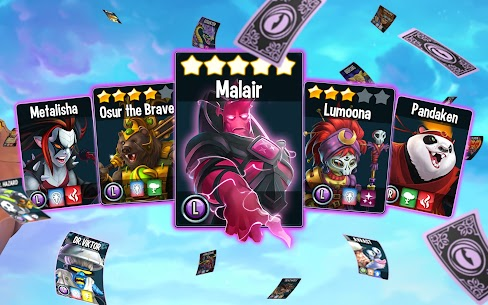 Monster Legends MOD APK 12.0.1 (Always 3 Stars) 15