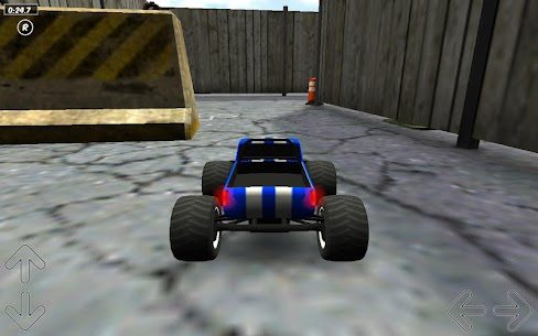 Toy Truck Rally 3D MOD APK (Unlimited Time) 4
