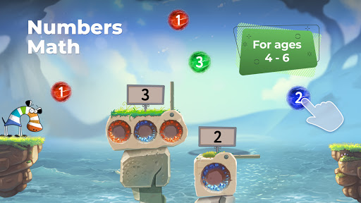 Zebrainy: learning games for kids and toddlers 2-7  screenshots 12