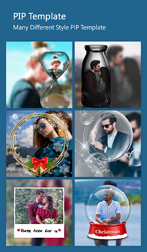 Photo Collage - Foto Grid Maker With Editor Pro 7.9 Screenshots 6