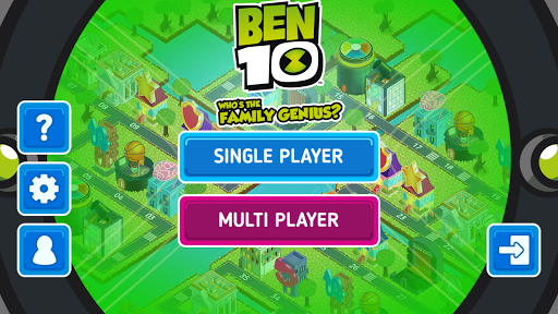 Ben 10: Who's the Family Genius? 1.0.17-google Screenshots 9