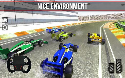Télécharger gratuit Formula car racing: Formula racing car game APK MOD 1