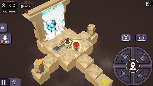 IndiBoy - A treasure hunter Dungeon Quest Apkfinish screenshots 14