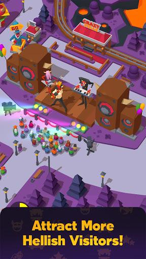 Hell Park - Tycoon Simulator Apkfinish screenshots 3
