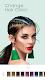 screenshot of YuFace: Makeup Camera, Makeover Face Editor Magic