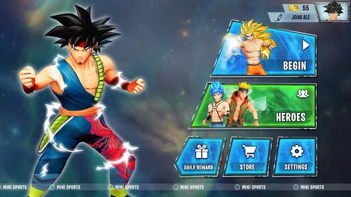Anime Fighters Final X Battle: Epic Fighting Games 1.0.4 screenshots 6