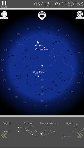 Enjoy Learning Constellation Puzzle 3.3.2 screenshots 2