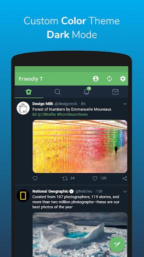 Friendly For Twitter  Screenshots 4