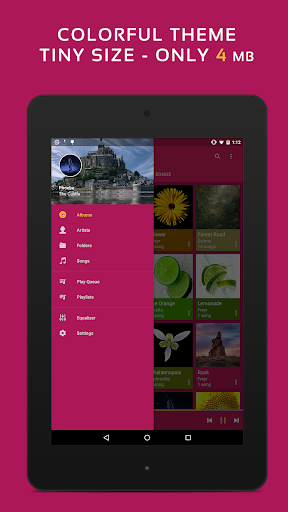 Pulsar Music Player - Mp3 Player, Audio Player 1.10.1 screenshots 11