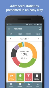 SaveMyTime Time Tracker Premium v3.6.2 MOD APK 3