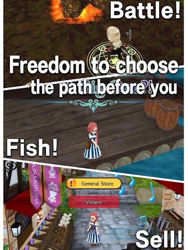 WorldNeverland - Elnea Kingdom apktram screenshots 10