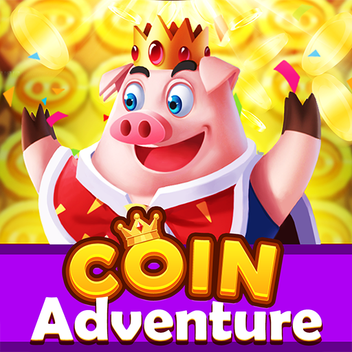 Coin Adventure Pusher Game