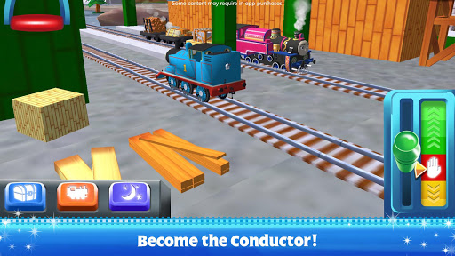 Thomas & Friends: Magical Tracks  Screenshots 5