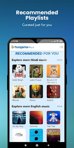 Hungama Music - Stream & Download MP3 Songs 5.2.22 Paidproapk.com 2