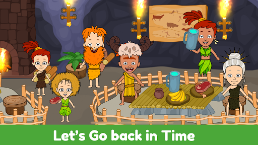 Tizi World: My Play Town, Dollhouse Games for Kids 6.2 Screenshots 3