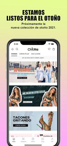 Chic Me - Best Shopping Deals apktram screenshots 3