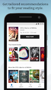 Amazon Kindle Lite – Read millions of eBooks Screenshot
