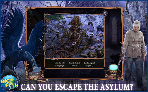 mystery case files: ravenhearst unlocked screenshot 1