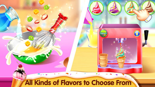 🍦🍦Ice Cream Master 2 - Popular Dessert Shop apklade screenshots 1