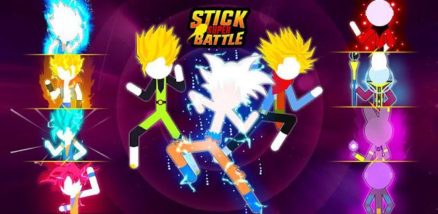 stick super battle hack