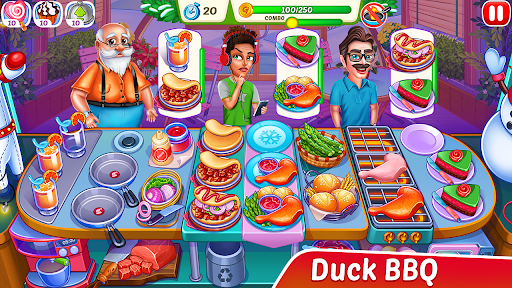Christmas Fever : Cooking Games Madness 1.1.3 screenshots 16