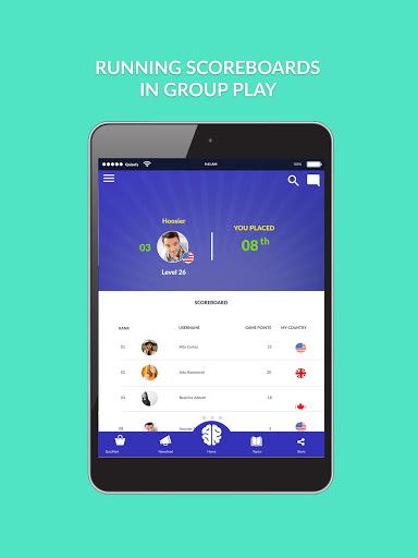 Quizefy u2013 Live Group, 1v1, Single Play Trivia Game  screenshots 7
