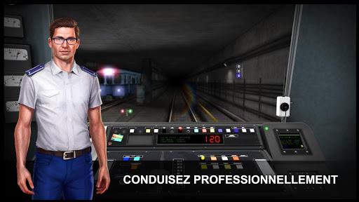 Code Triche Subway Simulator 3D - Conduite Souterraine mod apk screenshots 2