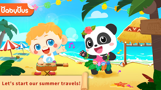 Little Panda's Summer Travels  screenshots 1