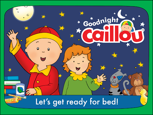 Goodnight Caillou 1.3 Screenshots 11