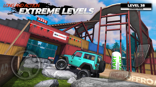Offroad Fest - 4x4 SUV Simulator Game  screenshots 6