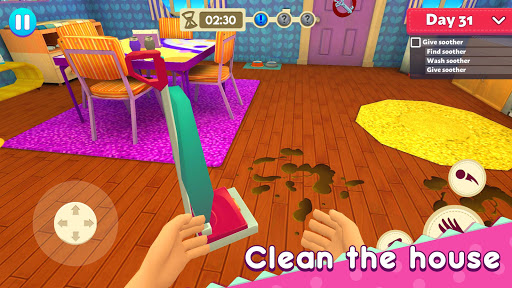 Mother Simulator: Happy Virtual Family Life 1.6.1 screenshots 4