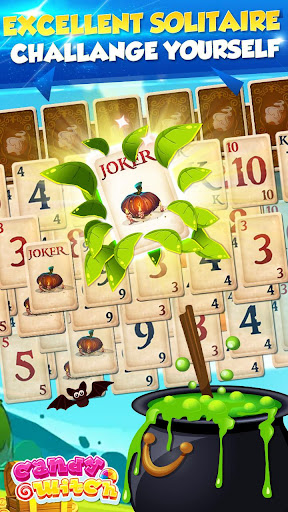 Solitaire Witch 1.0.45 screenshots 8