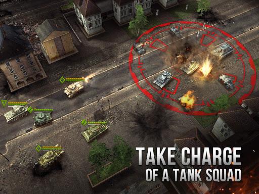 Armor Age: Tank Wars u2014 WW2 Platoon Battle Tactics 1.13.301 screenshots 16