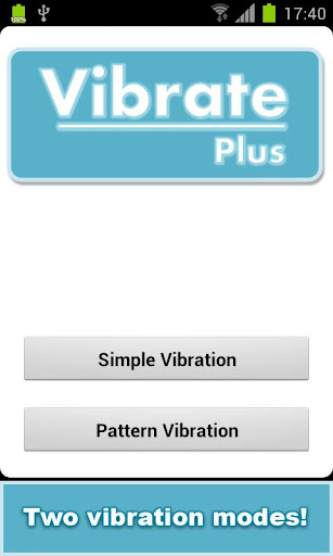 Vibrate Plus Apk 1