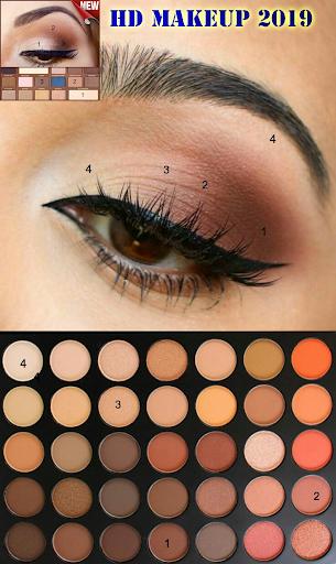 HD makeup 2019 (New styles)  Screenshots 3