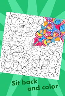 Colorju Mandala - The Coloring Book