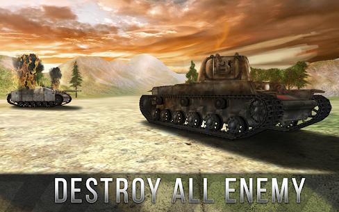 Tank Battle 3D: World War II (обновлено v 2.02) Мод (много денег) 4