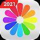 フォトギャラリー&アルバム - Androidアプリ