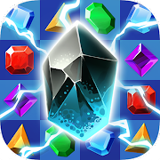 Dark Jewel - Match 3 Puzzle Game