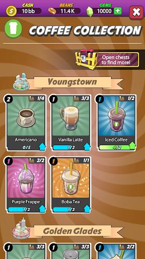 Coffee Craze - Idle Barista Tycoon 1.011.004 screenshots 2