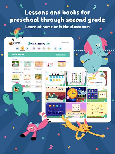 Khan Academy Kids: Free educational games & books apkdebit screenshots 9
