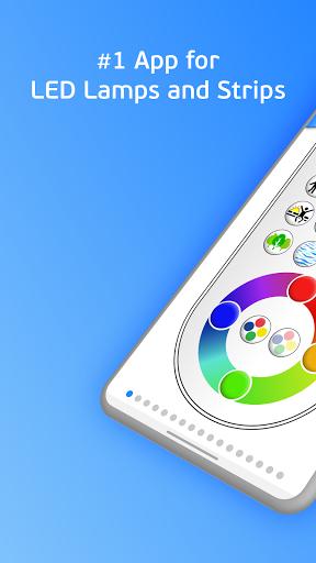 vRGB - LED IR Remote Control android2mod screenshots 1