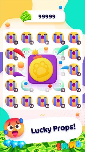 EMMO- Emoji Merge Game screenshots 3