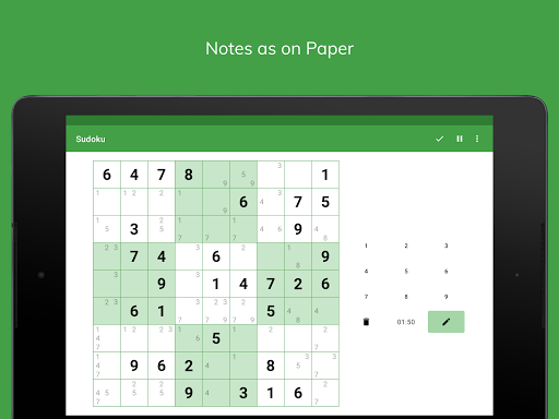 Sudoku - Free & Offline 2.4.0 Screenshots 10