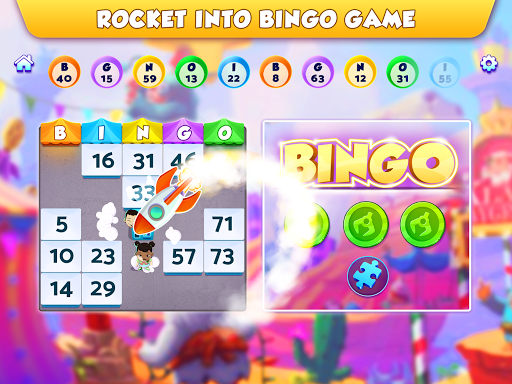 Bingo Bash featuring MONOPOLY: Live Bingo Games 1.164.0 screenshots 9