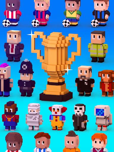 Blocky Soccer screenshots 16