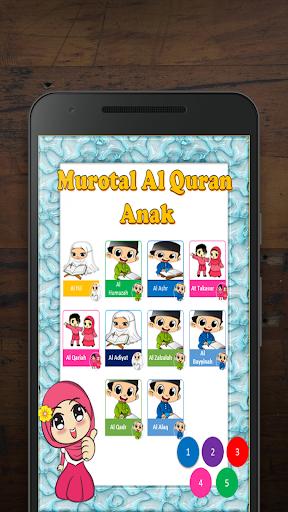 murotal anak al quran & adzan - lengkap offline screenshot 3