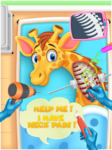 My pet vet hospital - Animal Surgery Game.  screenshots 4